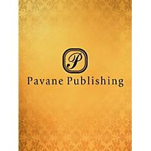 Pavane Praise Ye the Lord Score & Parts Composed by Allan Robert Petker