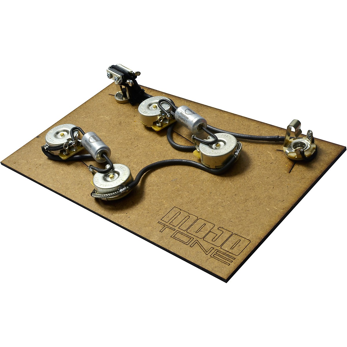Mojotone Pre-Wired ES-335 Style Wiring Kit