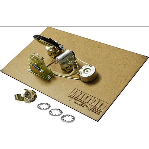 Mojotone Pre-Wired Strat Standard 5-Way Wiring Kit