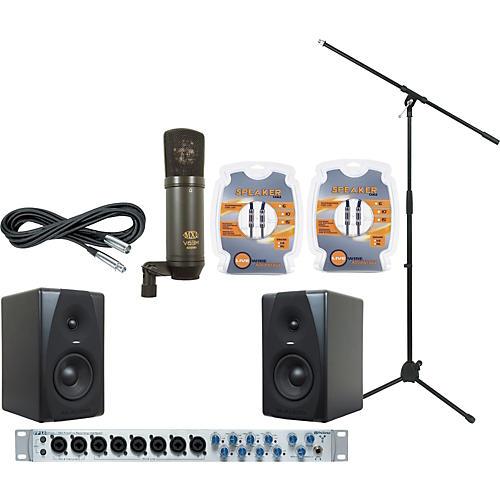 M-Audio PreSonus FP10 and M-Audio CX5 Recording Package
