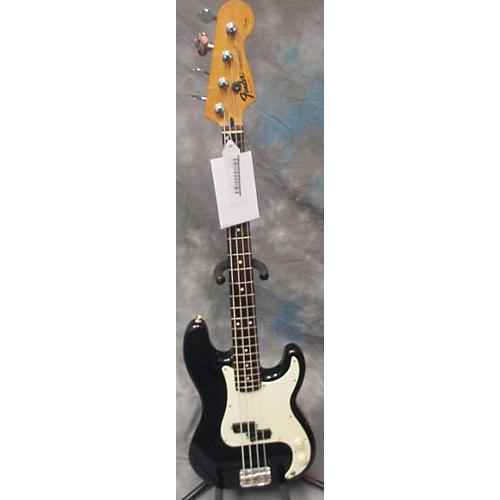 Fender Precision Bass Black Electric Bass Guitar