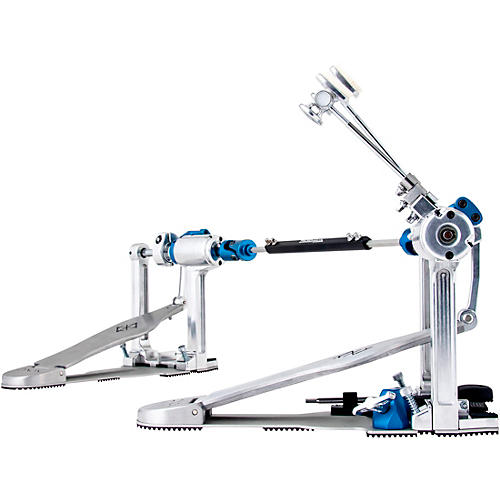 Dixon Precision Coil Compression Spring Direct Drive Double Bass Drum Pedal