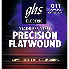 GHS Precision Flats Electric Guitar Strings (11-46)