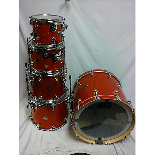 DW Preformance Drum Kit