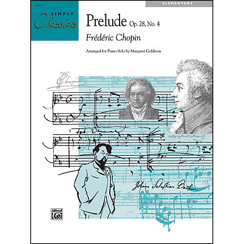 Alfred Prelude Op. 28 No. 4