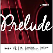 D'Addario Prelude Series Double Bass D String