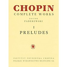 PWM Preludes (Chopin Complete Works Vol. I) PWM Series Softcover
