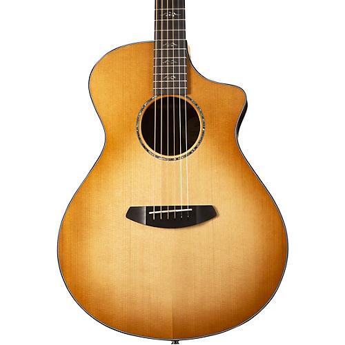 Breedlove Premier Concert Cinnamon Burst CE Sitka - East Indian Rosewood Acoustic-Electric Guitar