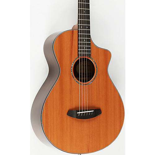 Breedlove Premier Concertina CE Redwood-EI Rosewood Acoustic-Electric Guitar