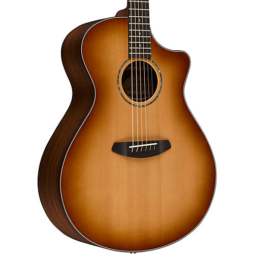Breedlove Premier Concerto Sitka with Spruce Top Acoustic-Electric Guitar