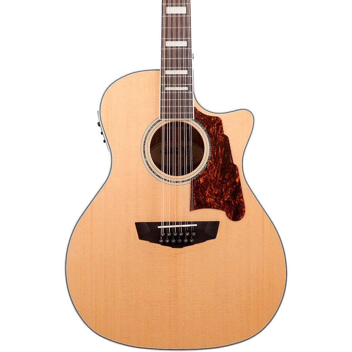 D'Angelico Premier Fulton 12-String Acoustic-Electric Guitar