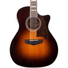 Premier Fulton 12-String Acoustic-Electric Guitar Level 2 Sunburst 194744034022