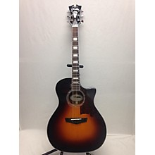 D'Angelico Premier Gramercy Acoustic Electric Acoustic Electric Guitar