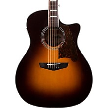 D'Angelico Premier Gramercy Acoustic-Electric Guitar