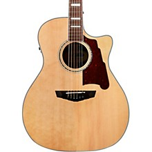 Premier Gramercy Grand Auditorium Acoustic-Electric Guitar Level 2 Natural 190839550644