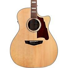 Premier Gramercy Grand Auditorium Acoustic-Electric Guitar Level 2 Natural 190839716897