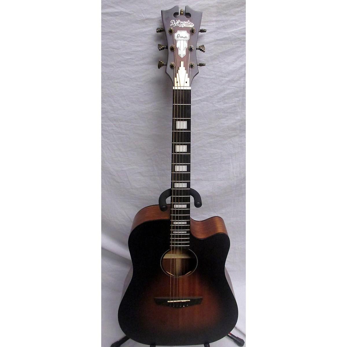 D'Angelico Premier Lafayette Acoustic Electric Guitar