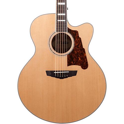 d 39 angelico premier madison acoustic electric guitar natural guitar center. Black Bedroom Furniture Sets. Home Design Ideas