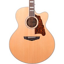 Premier Madison Jumbo Acoustic-Electric Guitar Natural