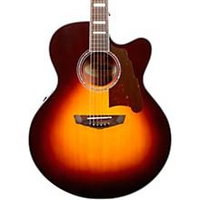 Premier Madison Jumbo Acoustic-Electric Guitar Vintage Sunburst