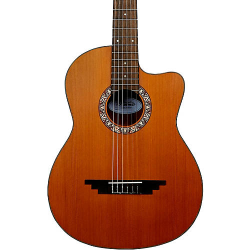 D'Angelico Premier Malta Crossover Classical Guitar