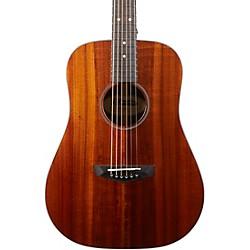 Premier Niagara Koa Mini Dreadnought Acoustic Guitar Natural