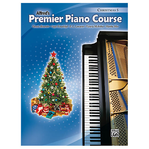 Alfred Premier Piano Course Christmas Book 5