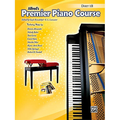 Alfred Premier Piano Course Duet Book 1B