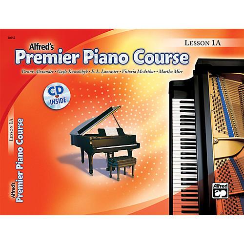 Alfred Premier Piano Course Lesson Book 1A  Book 1A & CD
