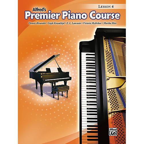 Alfred Premier Piano Course Lesson Book 4