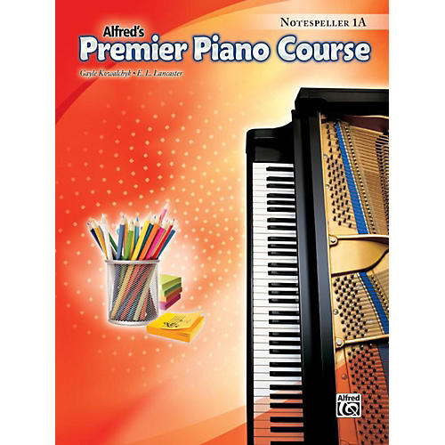 Alfred Premier Piano Course Notespeller Level 1A Book