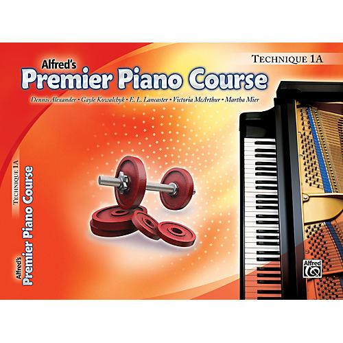 Alfred Premier Piano Course Technique Book 1A