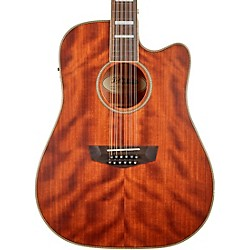 Premier Riverside Dreadnaught 12-String Acoustic-Electric Guitar Natural