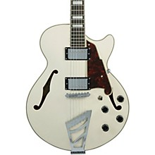 Premier SS Semi-Hollow Electric Guitar with Stairstep Tailpiece Champagne