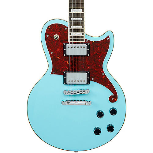 D'Angelico Premier Series Atlantic Solidbody Single Cutaway Electric Guitar With Stopbar Tailpiece