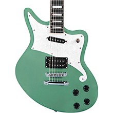Premier Series Bedford Electric Guitar with Stopbar Tailpiece Army Green