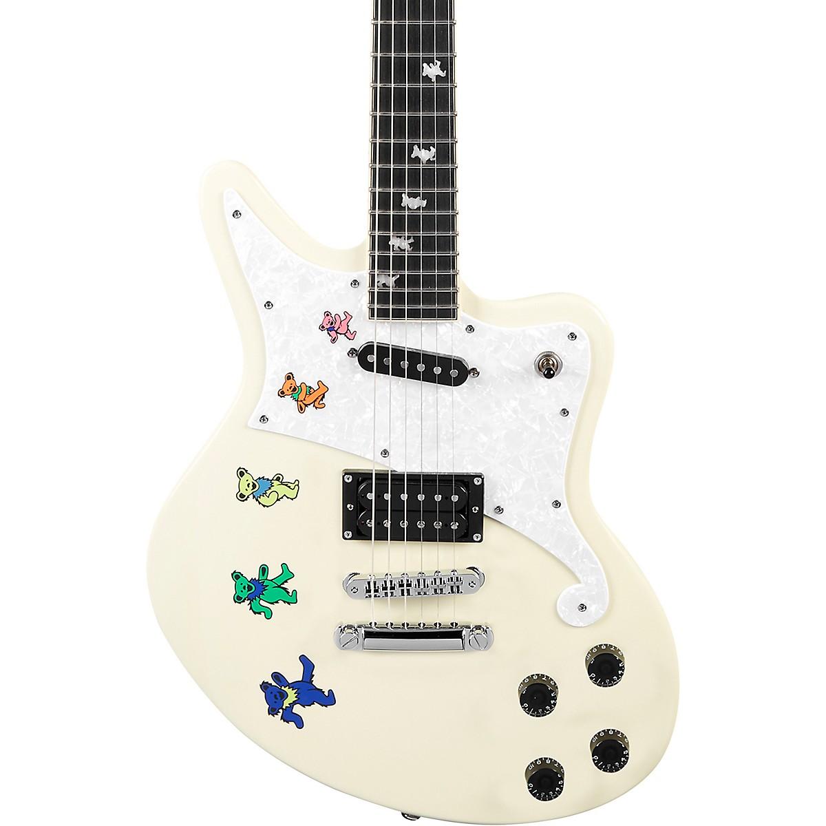 D'Angelico Premier Series Bedford Grateful Dead Special Edition Electric Guitar