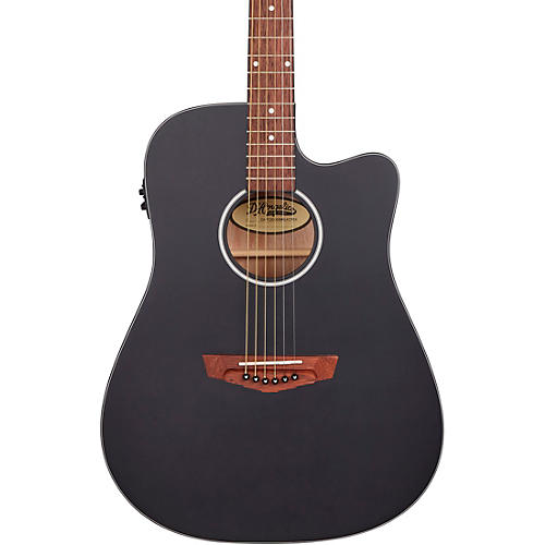 D'Angelico Premier Series Bowery CS Cutaway Orchestra Acoustic-Electric Guitar
