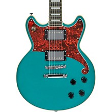 Premier Series Brighton Electric Guitar with Stopbar Tailpiece Ocean Turquoise
