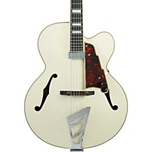 Premier Series EXL-1 Hollowbody Electric Guitar with Stairstep Tailpiece Champagne