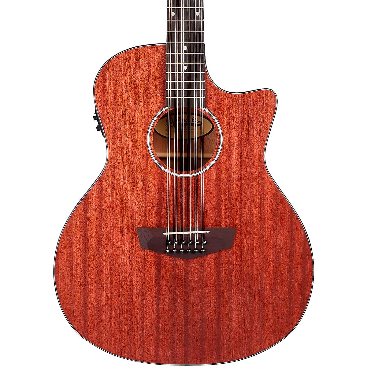 D'Angelico Premier Series Fulton LS Cutaway Grand Auditorium Acoustic-Electric Guitar