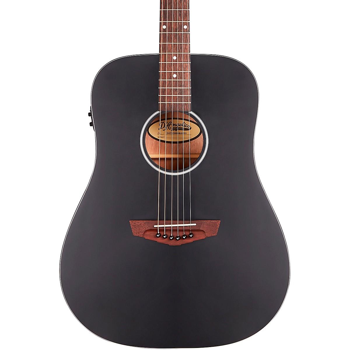 D'Angelico Premier Series Lexington CS Non-Cutaway Dreadnought Acoustic/Electric Guitar
