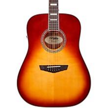 Premier Series Lexington Dreadnought Acoustic-Electric Guitar Iced Tea Burst