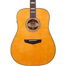 Premier Series Lexington Dreadnought Acoustic-Electric Guitar Vintage Natural