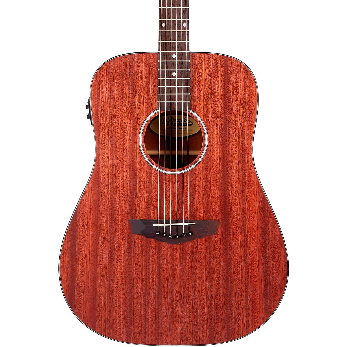 D'Angelico Premier Series Lexington LS Dreadnought Acoustic-Electric Guitar