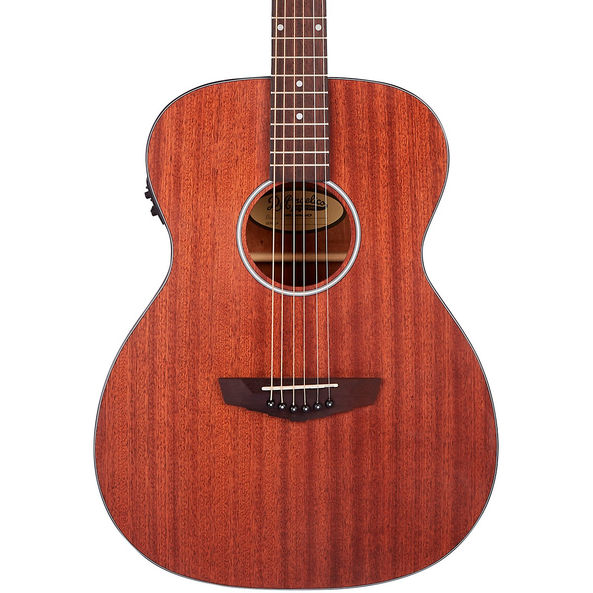 D'Angelico Premier Series Tammany LS Orchestra Acoustic-Electric Guitar