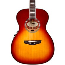Premier Series Tammany Orchestra Acoustic-Electric Guitar Iced Tea Burst