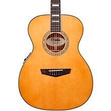 Premier Series Tammany Orchestra Acoustic-Electric Guitar Vintage Natural