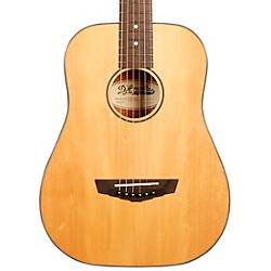 Premier Series Utica Mini Acoustic Guitar With Spruce Top Natural