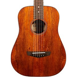 Premier Utica Koa Mini Acoustic Guitar Natural